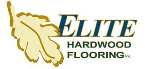 Elite hardwood flooring logo