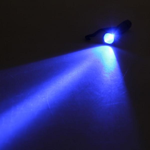 Uv sperm detection light everything