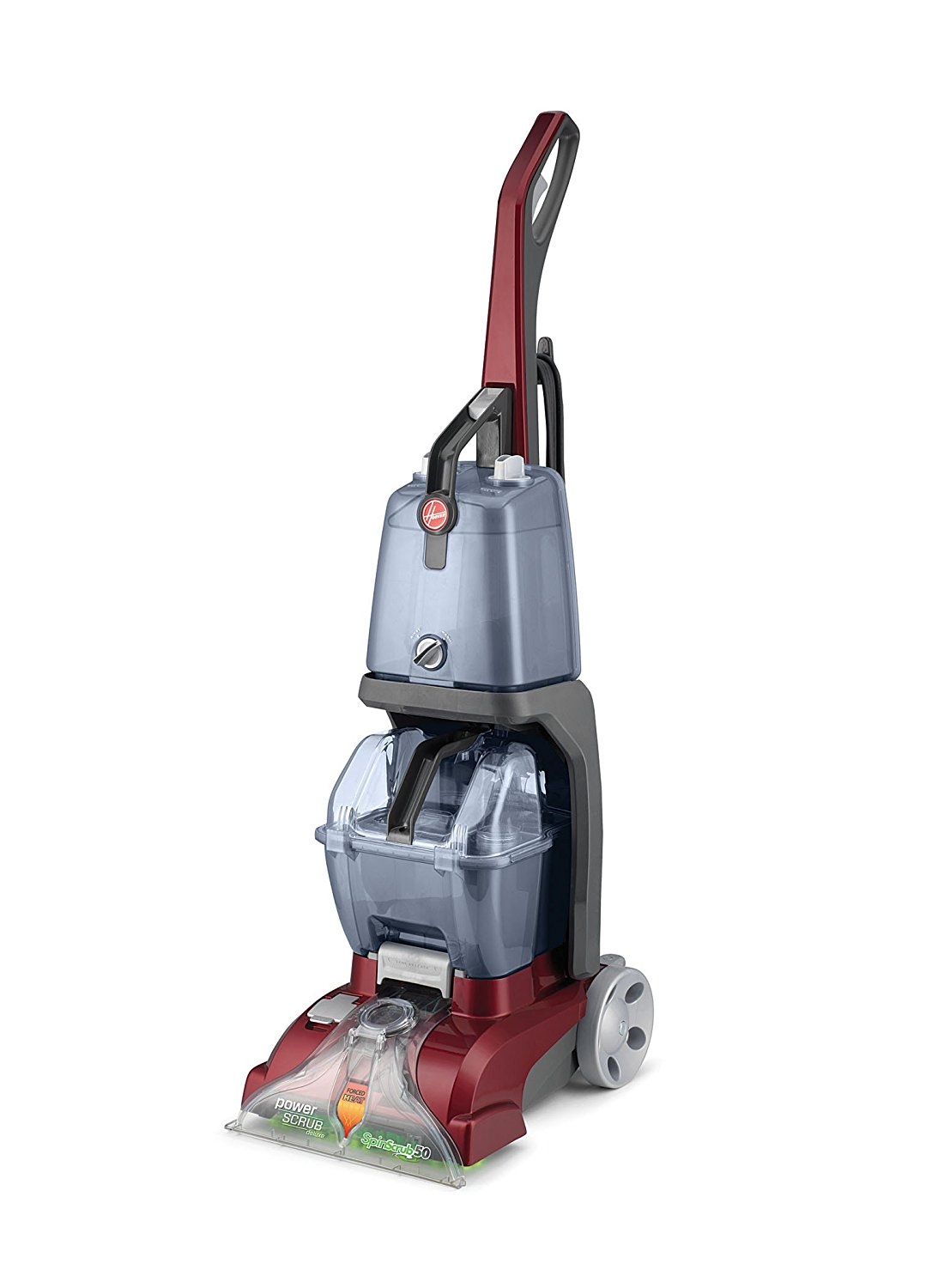 Hoover Steam Vac Carpet Cleaner With Clean Surge Review