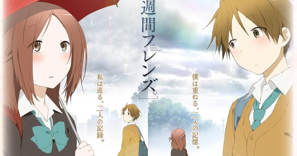 Isshuukan Friends. [BD 1080p]