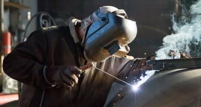 Banner welding