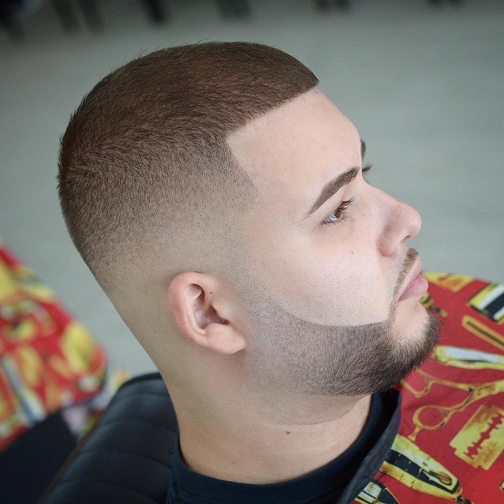Buzzcut___Shape_Up___Disconnected_Beard