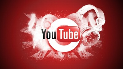 Youtube logo background hd wallpaper