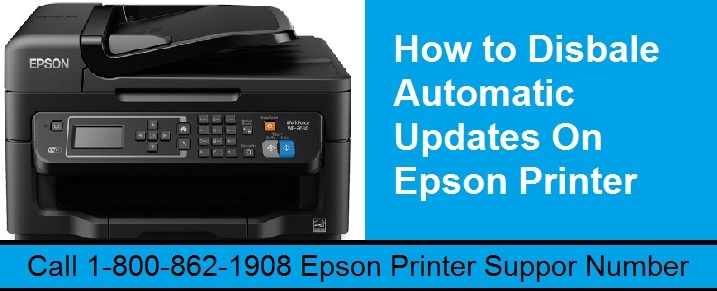 Disable Automatic Updates on Epson Printers With-in 4 Steps