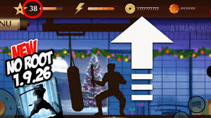 shadow fight 2 mod all weapons unlocked