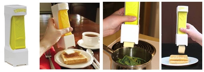 Image result for one-click butter cutter