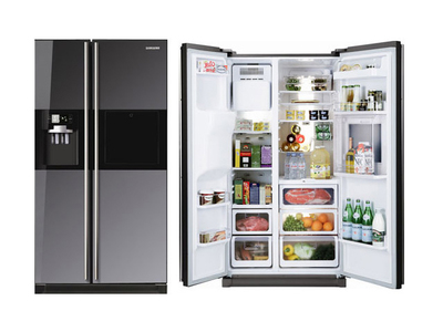 Refrigerateur samsung sbs rs 21hflmr