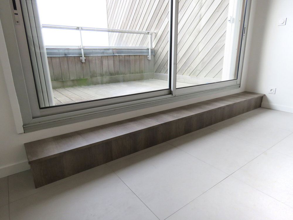 Rénovation d'un studio en résidence secondaire (La Rochelle 17) 2018
