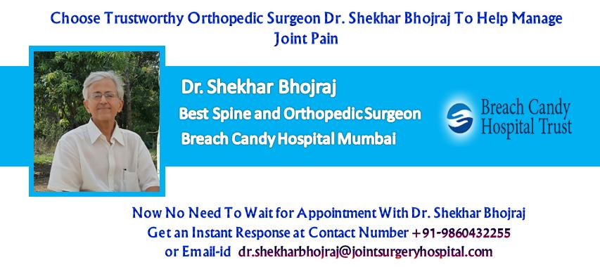 Dr.Shekhar Bhojraj Spine Surgeon