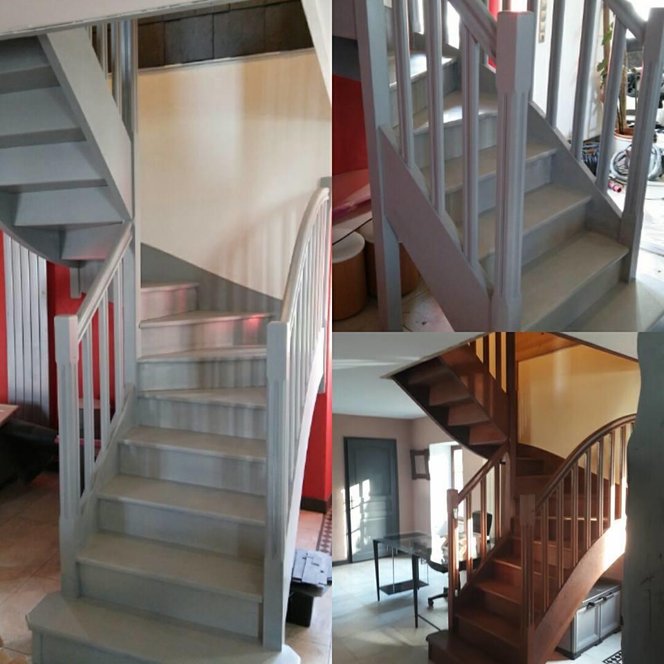 escalier-repeint