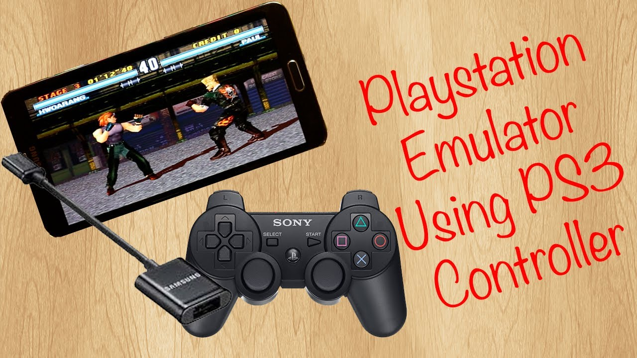 Best PS3 Emulator for Android without root