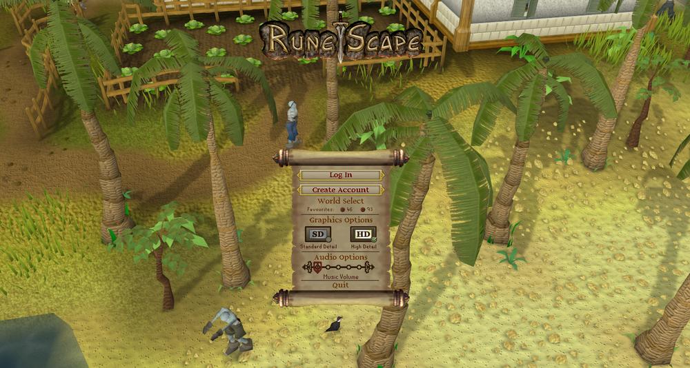 Runescape Deadman And Also Darkscape Details And Information