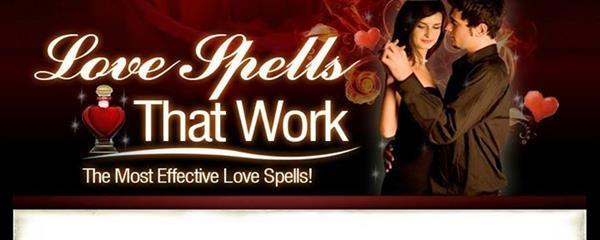 Love Spells That Work