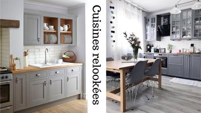 comment moderniser et relooker sa cuisine. Black Bedroom Furniture Sets. Home Design Ideas