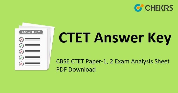 ctet-answer-key