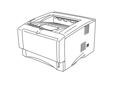 Brother HL-5050 Toner Based Monochrome Laser Printer