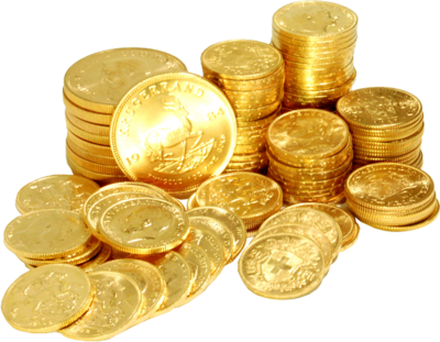 Gold-Free-PNG-Image