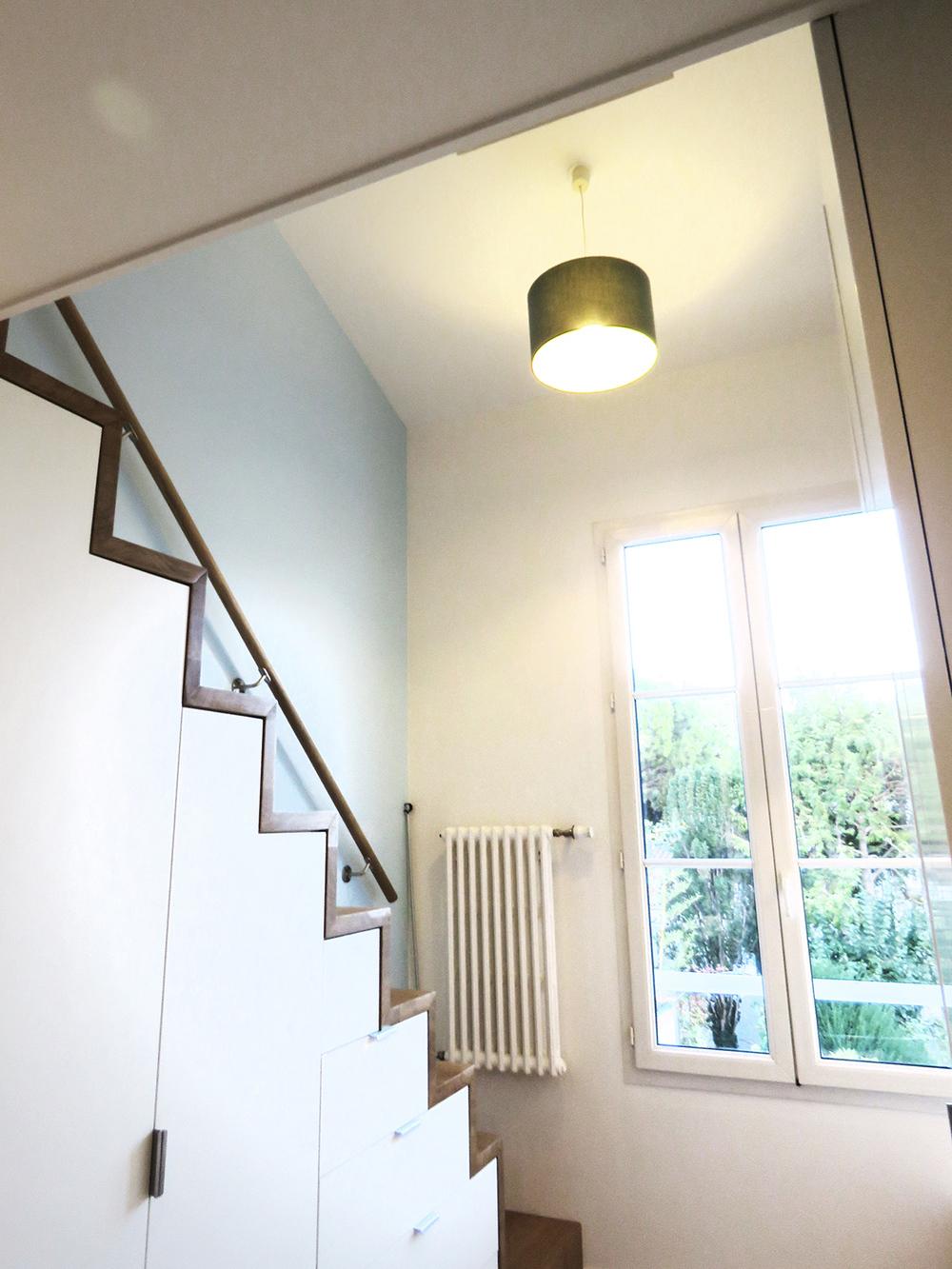 Rénovation partielle d'une résidence principale (La Rochelle 17) 2018