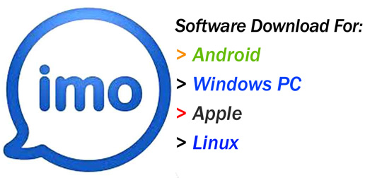 IMO for PC Download – Make Free Video Calls & Chat Want