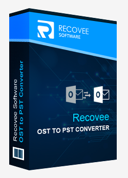 Recovee ost to pst converter tool
