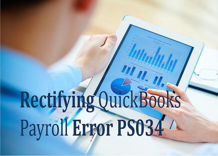 Rectifying QuickBooks Payroll Error PS034
