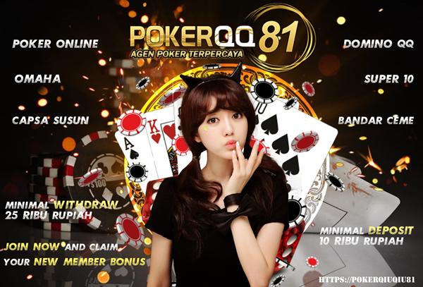 Indonesian Online Bandarq Poker Agent
