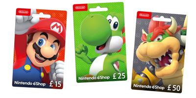 free Nintendo eshop code