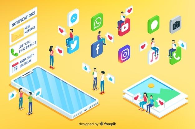 isometric-social-media-concept_52683-3434