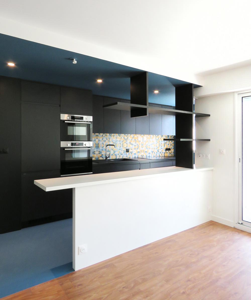 Rénovation d'une cuisine (La Rochelle 17) 2019