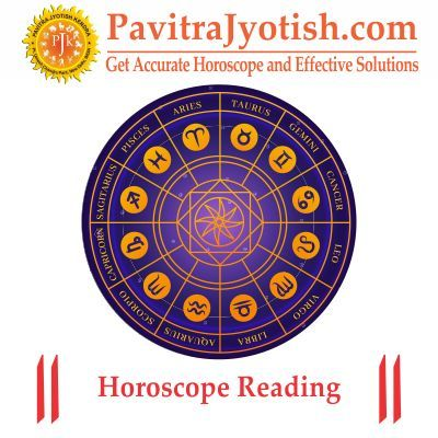 Horoscope reading by pavitrajyotish