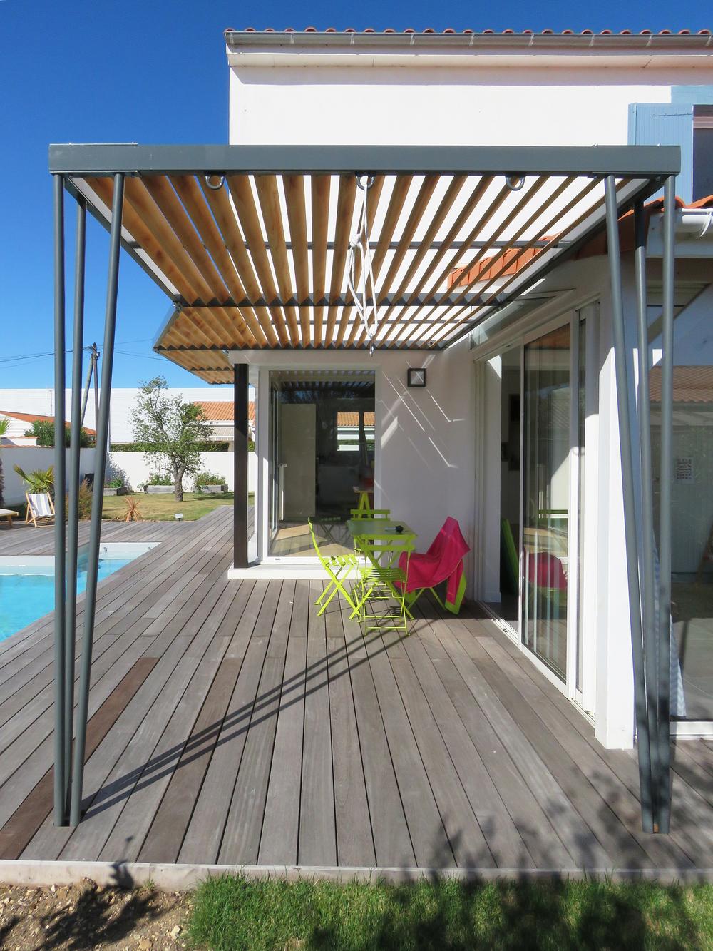 Rénovation d'une résidence principale (La Rochelle 17) 2017