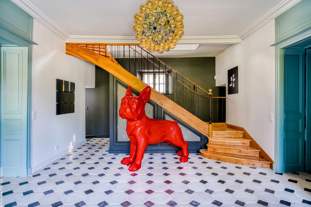 Rénovation d'une longère inscrite en résidence principale (La Rochelle 17) 2018