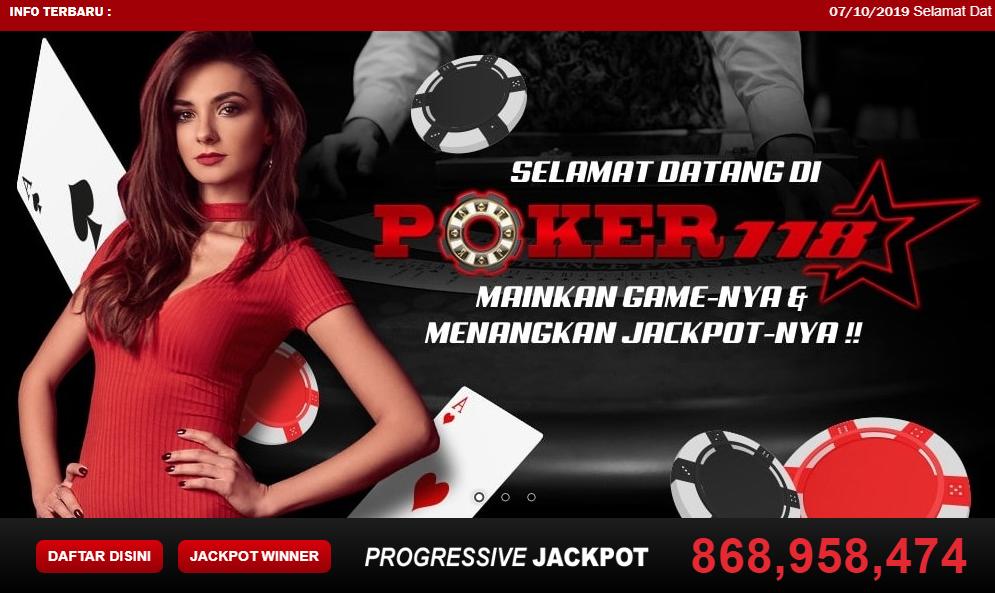 Situs Resmi Poker88 Online Asia