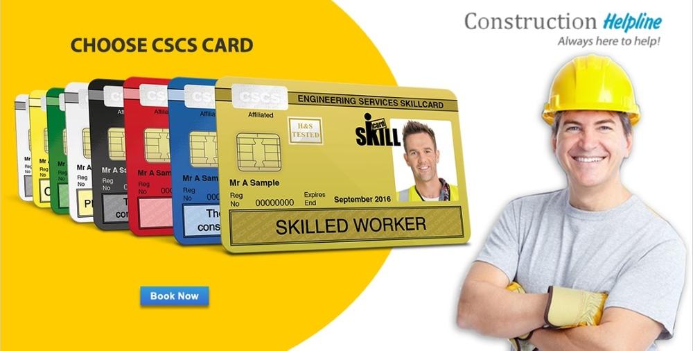 CSCS card types