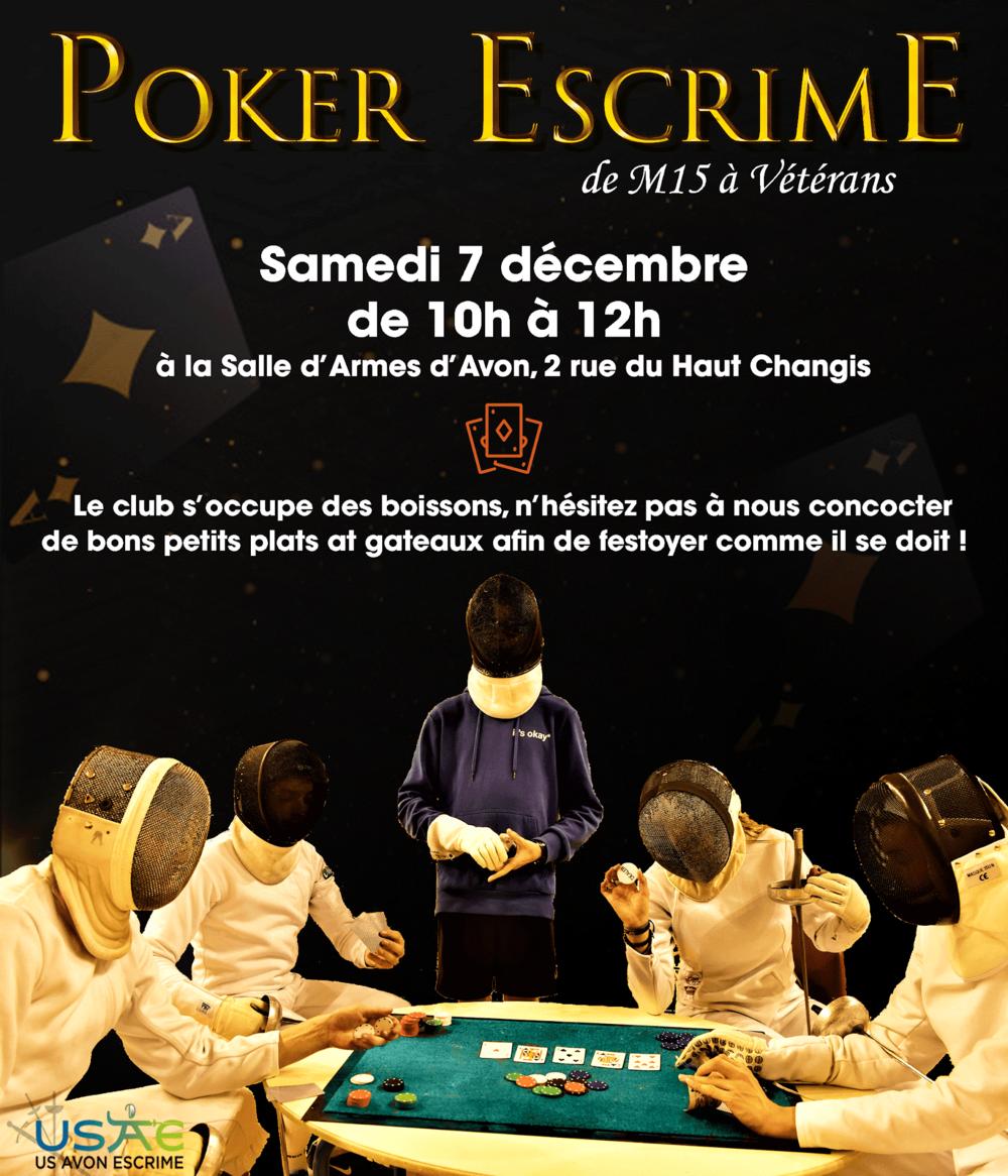 Poker_escrime