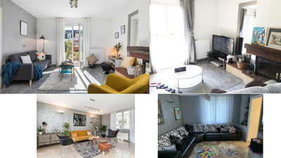 Home staging avant apres