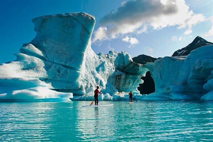 Vẻ đẹp hoang sơ của Alaska