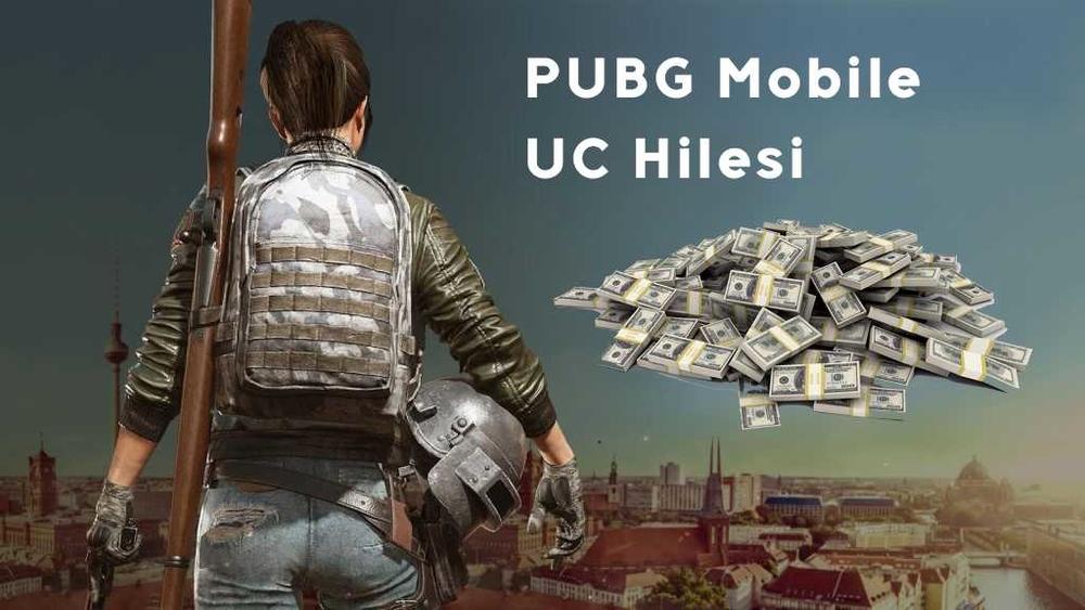 PUBG Mobile UC Hilesi 2021 – 100% Çalışan Tek Pubg Hilesi!