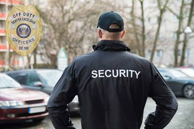 Hire security guards for your business off duty officers