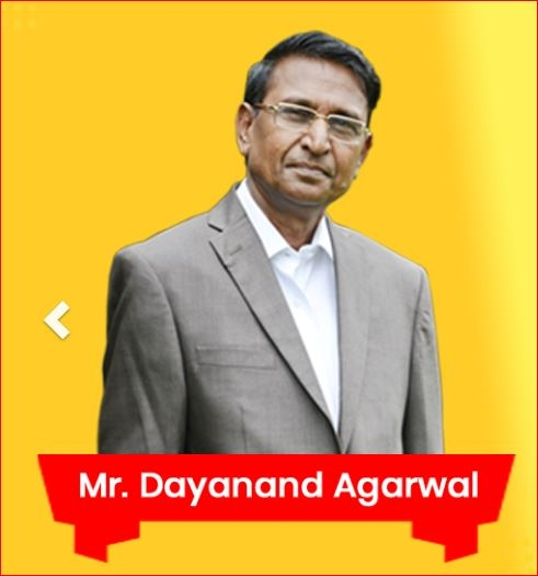 Dayanand Agarwal - Founder of Agarwal Packers and Movers