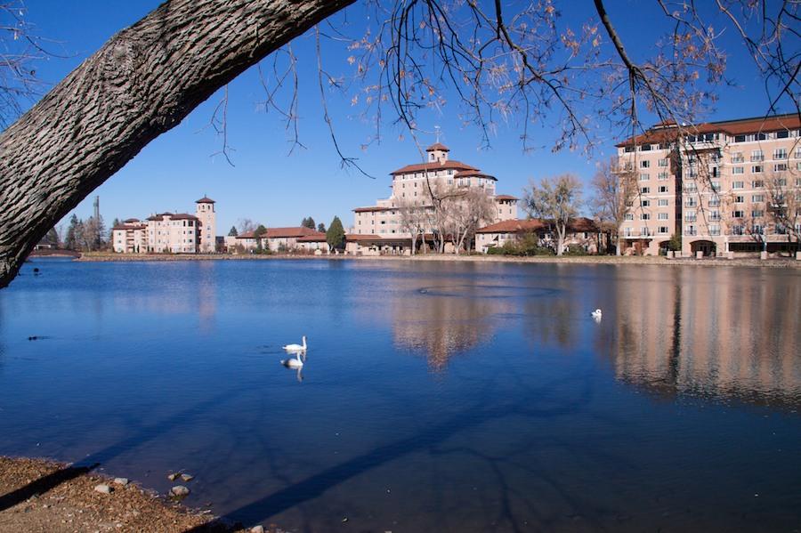 Hồ Cheyenne