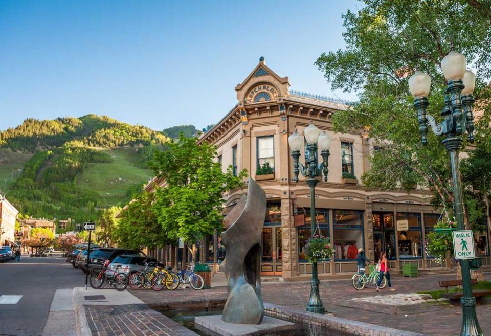 Chic Downtown Aspen