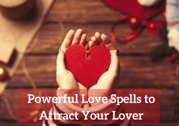Lost love spells work that work