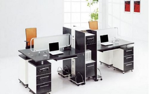 the word or image of office desk partitions