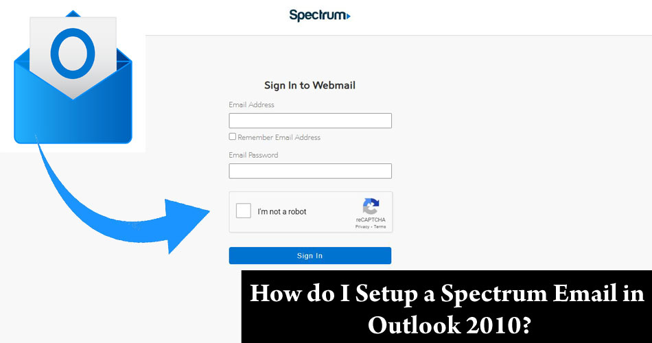 How_do_I_setup_a_spectrum_email_in_Outlook