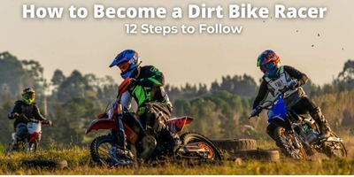 How to become a dirt bike racer