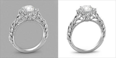 2 jewelry photo editing