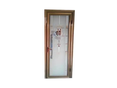 Aluminium door2