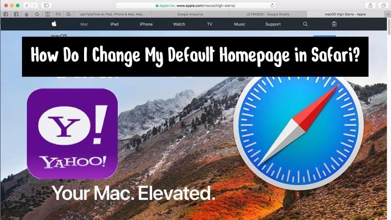 How_do_I_change_my_default_homepage_in_Safari