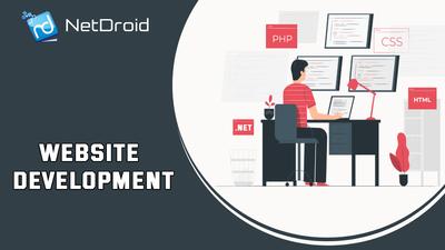 Web development netdroid tech